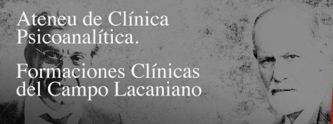 Nuevo programa Ateneu de Clínica Psicoanalítica-Catalunya