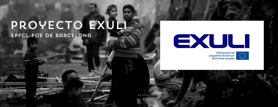 Newsletters Proyecto Exuli